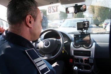 Poliţiştii sălăjeni, cu radarele pe vitezomani