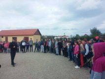ISU Porolissum i-a vizitat pe elevii din Vîrșolț