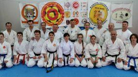 Şimleuani prezenţi la seminarul Asociaţiei Nord Amical Karate de la Marghita