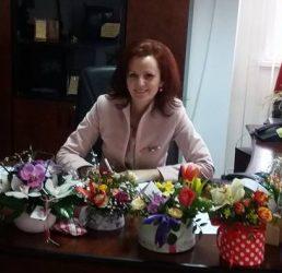 "Olga Stana, director ""plin"" la Casa de Asigurări"