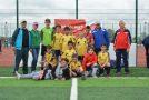 """Elevi din Şimleu Silvaniei, locul doi la competiţia regională de fotbal """"Special Olympics"""""""