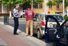 Razie a Poliției printre taximetriștii din Zalău