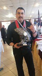 Zălăuanul Adrian Szucs a obţinut trofeul Festivalului peştelui durabil din România