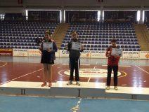 Două tenismene de la CSM Zalău s-au calificat la cea mai importantă competiţie continentală rezervată mini-cadeţilor