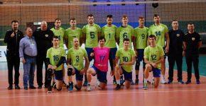 Volei Municipal Zalău va evolua în Cupa Challenge