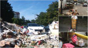 Municipiul Zalău, printre cele mai murdare orașe din țară