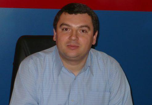 Călin Forț este noul administrator public al Zalăului