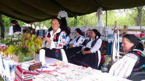Satul Făgetu a adunat sute de iubitori ai tradiției sălăjene la Festivalul Cireșelor