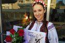 Mândria cântecului sălăjean: Alexandra Chira cucerește toate trofeele concursurilor naționale de folclor