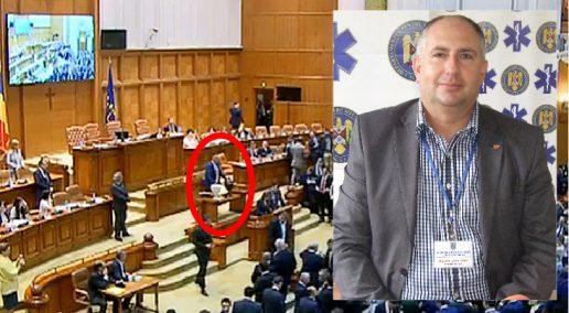 Votând moţiunea de cenzură, deputatul PMP Sălaj, Liviu Balint, și-a vândut pielea celor de la PSD