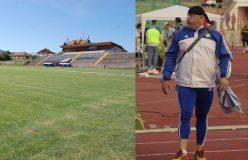 Stadionul Municipal din Zalău va purta numele campionului Gheorghe Guşet
