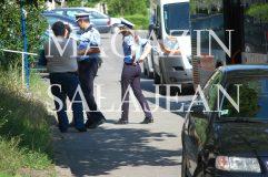 Femeie grav accidentată pe strada Gheorghe Doja din Zalău (UPDATE)
