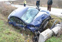 Sălăjeni răniţi într-un accident în Bihor