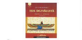 RAFTUL CU CARTE: ISIS dezvăluită Partea I – Știința Vol. 1