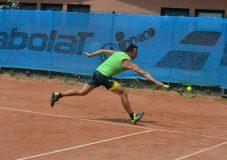 Zălăuanul Cornel Florean a câştigat un nou turneu de tenis