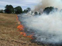 Pompierii din Cehu Silvaniei, solicitaţi să intervină la două incendii