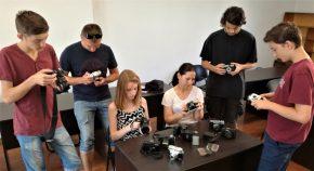 La Zalău s-a organizat primul curs de fotografie