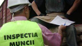 Controale ale inspectorilor de muncă în unităţi economice din judeţ