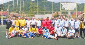 """Minifotbal: competiţie – Cupa """"ŞIMLEU"""" – ediţia I"""