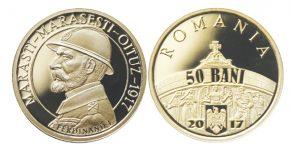 Noutăți numismatice: Emisiune numismatică dedicată împlinirii a 100 de ani de la victoriile armatei române de la Mărăști, Mărășești și Oituz