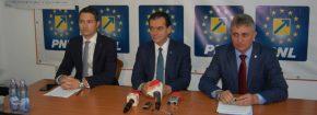 """Preşedintele PNL Ludovic Orban la Zalău: """"Guvernarea actuală trimite România în pragul unei crize economice"""""""