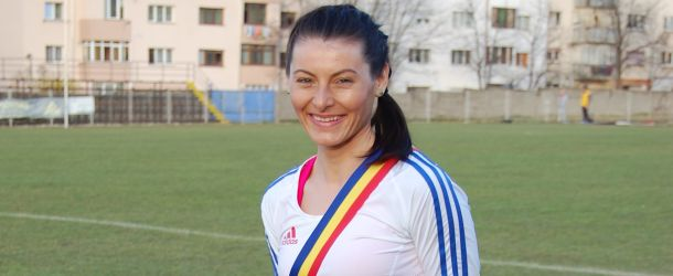 """Paula Todoran pregăteşte """"Mondialele"""" de atletism la Băile Felix"""