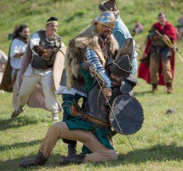 Porolissum Fest, două zile de incursiuni în universul lumii antice