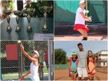 """""""Cupa Ianus"""", prima competiţie organizată de Clubul """"Sergiu Carp Tenis"""""""