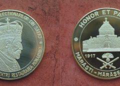 Medalie comemorativă emisă de Asociaţia Colecţionarilor din Sălaj