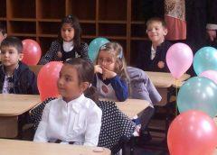 Încep înscrierile în clasa pregătitoare