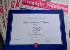 Magazin Sălăjean, locul I în topul firmelor premiate de Camera de Comerț și Industrie Sălaj