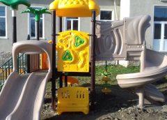 Parcuri de joacă pentru copii în comuna Măeriște