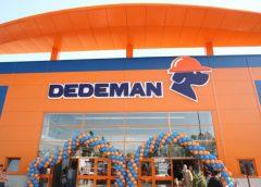 Dedeman își deschide porțile pentru sălăjeni