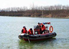 Barcă dotată cu sonar de ultimă generație la ISU SMURD Sălaj