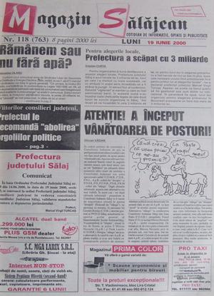 Ediția de acum 20 de ani