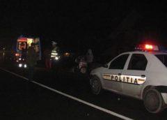 Accident cu o victimă în Bocșa