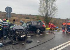 Aproape 100 de accidente grave în Sălaj în nouă luni