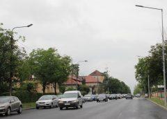 Cablurile de pe strada Simion Bărnuțiu ajung în subteran