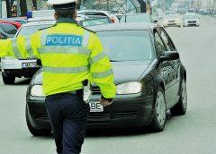 Şoferi, atenţie! Poliţiştii recomandă prudenţă la volan