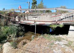 Au început lucrările de consolidare la podul din Ileanda